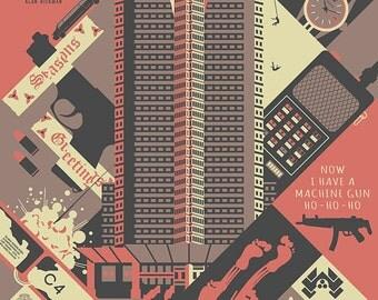 Die Hard - 1988 - 24x36 inch Poster