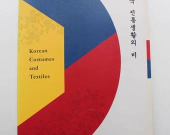 Korean Costumes and Textiles