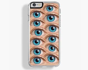 iPhone 7 Case, iPhone 7 Plus Case, EYES