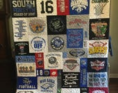 Custom Puzzle T Shirt Quilt for Buffie S. - Final Payment