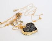 Heart Pendant Necklace Se...
