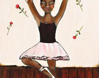 Ballerina Limited Edition Art Print