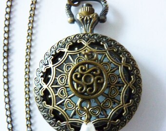 victorian vintage Pocket Watch Steampunk Watch antique Pocket Watch vintage Style gifts for her