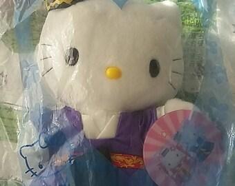 Hello kitty Japanese wedding doll