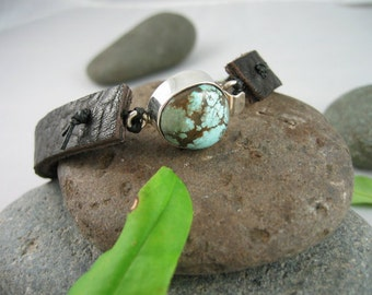 Turquoise Is King Bracelet
