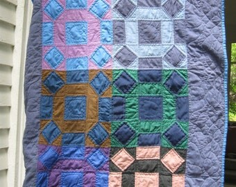 Vintage Amish Quilt, Rolling Stone, Youth/Handyman