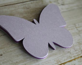 Butterfly Die Cuts, SMALL, Butterfly Tags, Butterfly Cut Outs