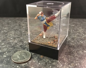 Chun Li - Decorative Diorama Mini-Displays