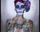 Vanity, 7 Deadly Sins artwork
