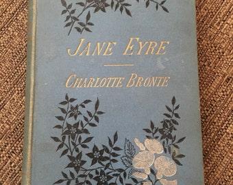 Jane Eyre Charlotte Bronte / Currer Bell HB C1900