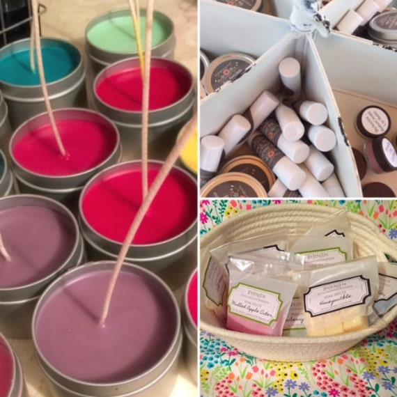 make your own lip balm kit instructions