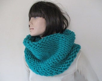 Handmade knitted scarf, woman scarf, warm scarf and cozy.