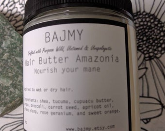Hair Butter - Amazonia