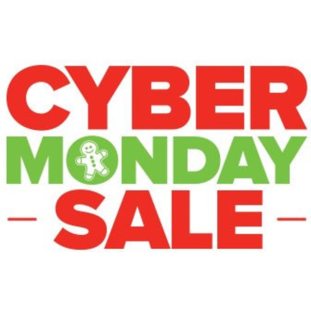 Cyber Monday Cyber Monday is on it's way. Bookmark this page and come back to find all the best deals on gifts and popular holiday products. Looking for great deals right now? You can: Become a regular on Today's Deals: check out the Deal of the Day and today's Lightning Deals.