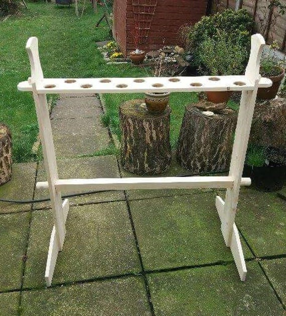 Weapons rack stand for re-enactment displays or larp sca(adult size)
