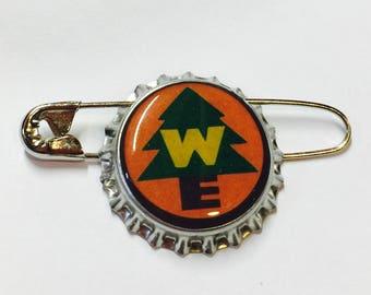Wilderness Explorer Badge Bottlecap Pin Disney Pixar Up