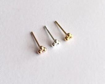 Luka - Stainless Steel Earrings