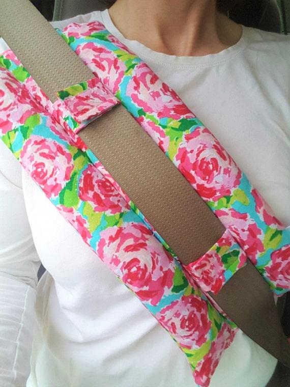 Breast Cancer Survivor Gift Port Pillow Seat Belt Pillow