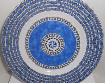 """Christofle Oceana Bleu Byzance Salad/Dessert Plate (s) 8 3/4"""""""