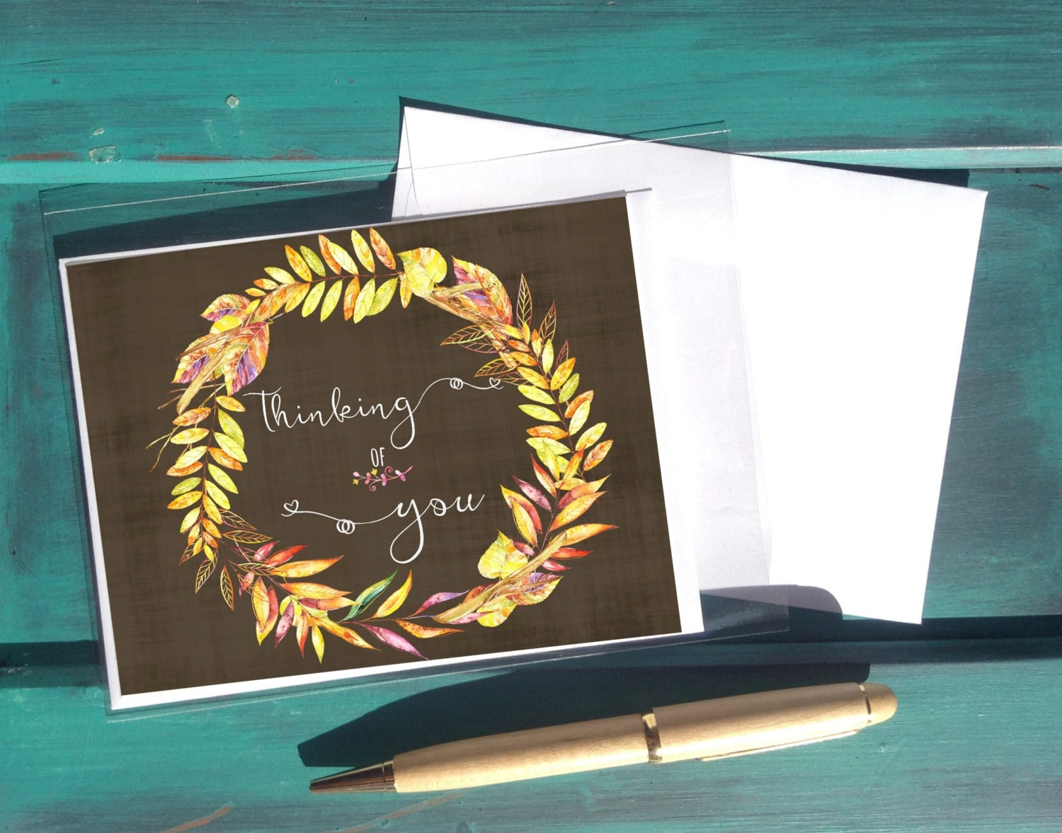 Thinking of you jw greeting cards