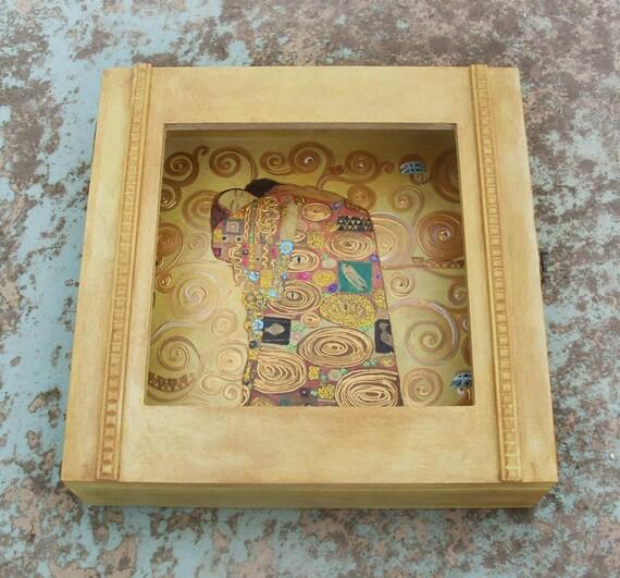 DISPLAY BOX - Wedding Crown Display Box - Stefanothiki - Hug