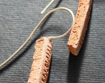 Orecchini con Terracotte by Les Crimi'