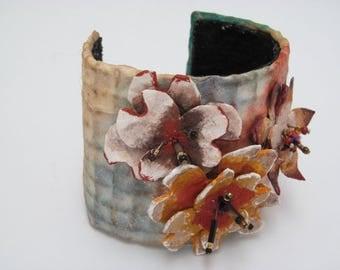 3-Blossom Bracelet