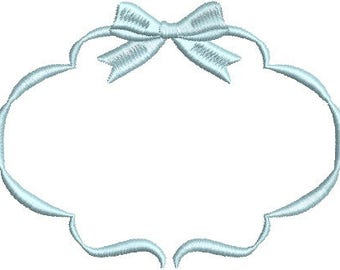 Embroidery Bow Frame