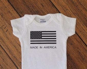 Proud American Baby