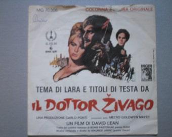Il Dottor Zivago - Tema di Lara