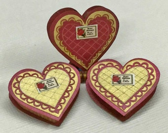 Sweetheart Candy Boxes