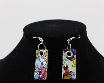 SOSO Geometrics Earrings small