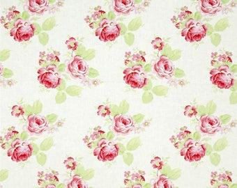 Tanya Whelan fabric  Roses ,half yard