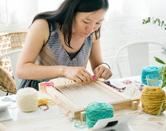 BRISBANE beginners weaving Class Saturday August 12th 11-2pm!