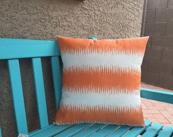 Couch Pillow Covers - Cushion Covers - Orange Decorative Pillows - Sofa Pillows Covers - Decorative Pillows - Cheap Throw Pillows