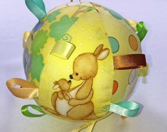 Australian Animals Taggie Chime Ball