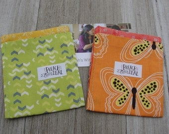 Set of 2 Contact Card Holders  (Ministry Accessory)