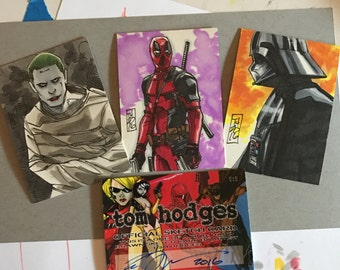 Sketch Card Commissions