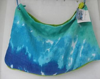28 Spiral Tie Dye Beach Towel Bags #028