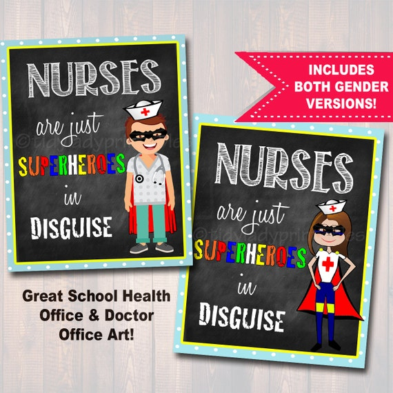 school nurse decor pediatric nurse decor nursing sign