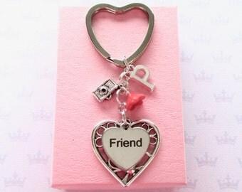 Camera keyring - Personalised friend keychain - Photography gift - Camera keychain - Gift for Photographer - Gift for friend - Etsy UK