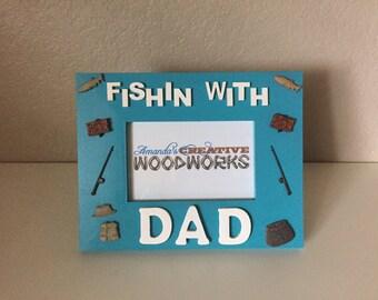 Dads Fishing Buddy Etsy