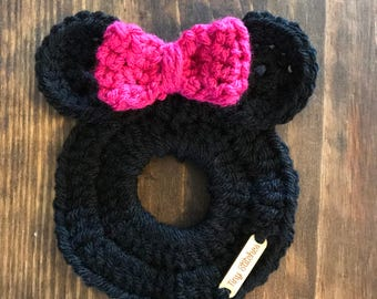Camera buddy, girl mouse, photography prop, children's photography,minnie mouse