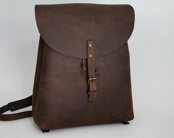 Charlotte I Backpack (Maple)