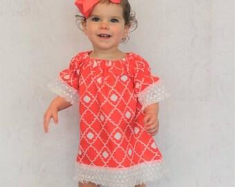 Girls Dresses, Girls Easter Dress, Girls Summer Dress, Girls Boho Dress, Baby Girls Outfit, Girls Boho Outfit, Girls Dress, Baby Girls Dress