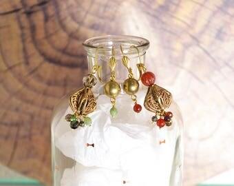 Belly Queen earrings bells