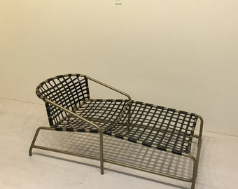 Rare Kantan Chaise Lounge Chair by Brown Jordan