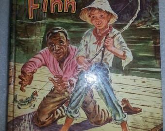 Huckleberry Finn Book 1955