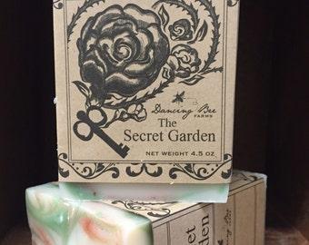 Secret Garden Soap