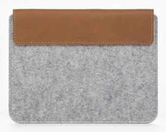 iPad Leather Case - iPad Cover - iPad Air - iPad Sleeve Cover - iPad Affaire - iPad Air 2